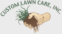 CustomLawnCareInc.com, logo